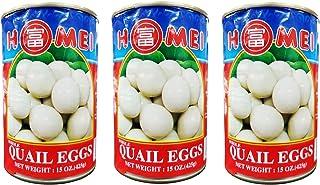 Homei Quail Eggs 15oz, 3 Pack