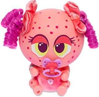 Ksimerito Nerlie Neonate Baby Doll - Ronchis - Kootie Pops - Edition in Spanish - Pink Doll w/ Health-o-Meter, ice Pack, U...