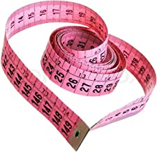 """RuiChy 150cm 60"""" Soft Plastic Ruler Tailor Sewing Cloth Measure Tape"""