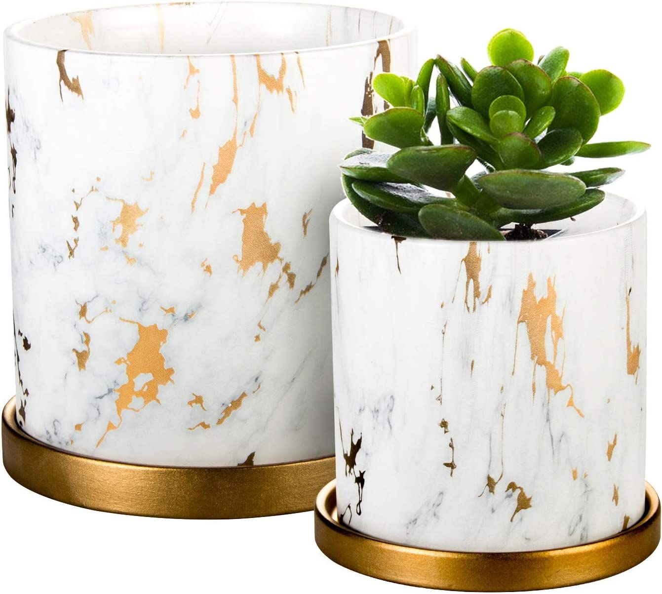 Flower Plant Pots EHWINE 5.3 Flow Inch +4.2 Sale SALE% OFF Ceramic Complete Free Shipping Indoor