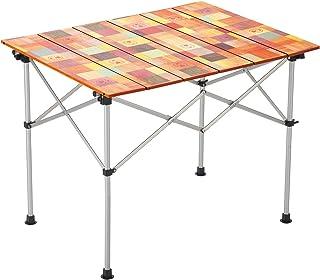 Coleman(コールマン) テーブル ナチュラルモザイクロールテーブル/90 [4~6人用] 2000031292