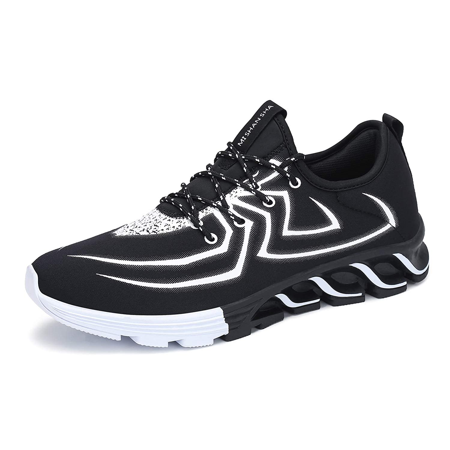 Men's Fashion Casual Sneaker Breathable Walking Tennis Athletic Running Shoes