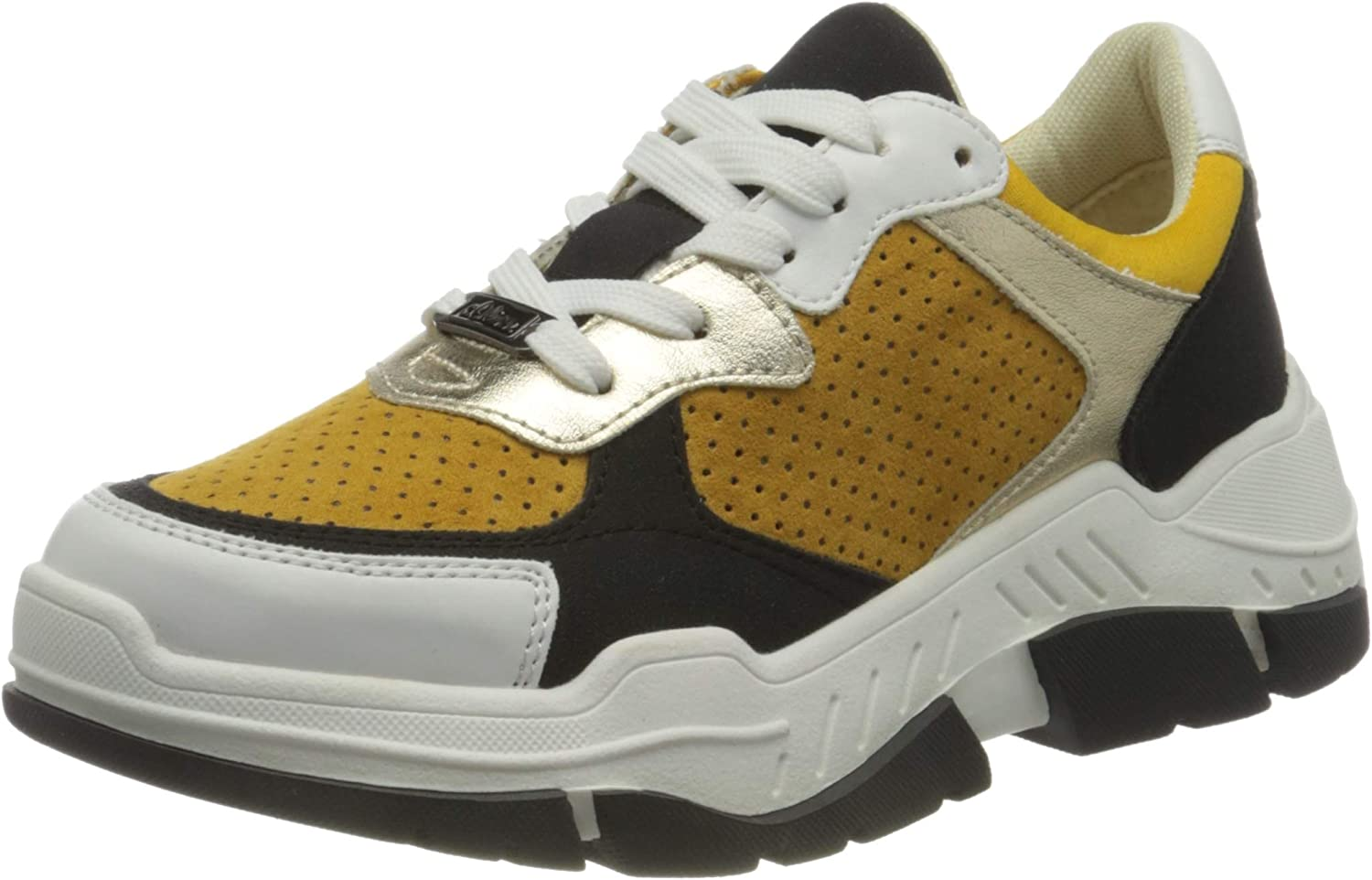 sold out s.Oliver Women's Low-Top Sneakers Easy-to-use