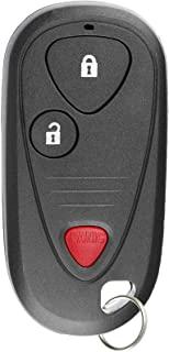 KeylessOption Keyless Entry Remote Control Car Key Fob Replacement for E4EG8D-444H-A