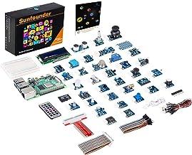 SunFounder 37 Modules Sensor Kit V2.0 for Rpi 4B, 3 B+, 2B, A+, Zero, Raspberry Pi Board Included