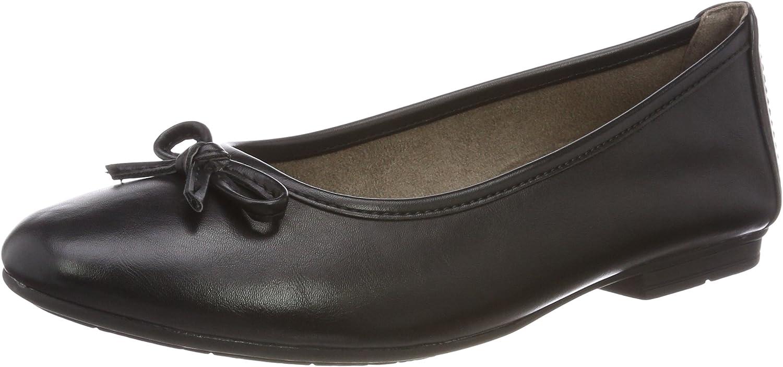 Softline Soft Line 22163-20 - 022 Black Nappa (Man-Made) Womens shoes