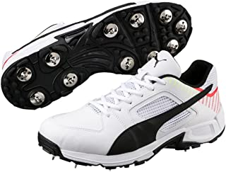 PUMA Men's Team Full Spike Ii Cricket Shoes