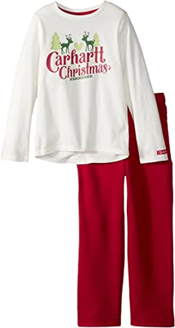 Carhartt Kids - Holiday Two-Piece Gift Set (Toddler)