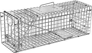 comprar comparacion Elbe Jaula de Captura, Trampa para roedores, múltiple,80x32x29 cm_MAF03