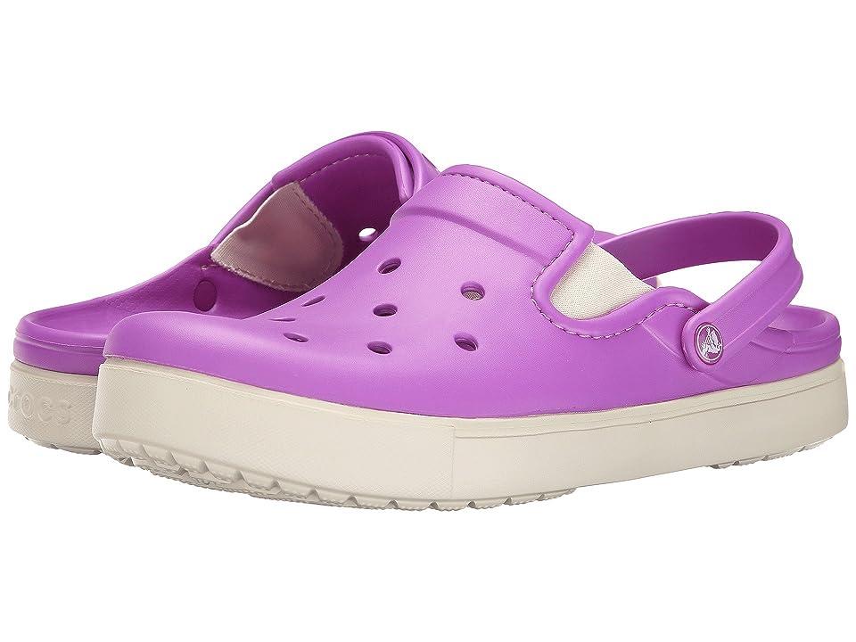 Crocs CitiLane Clog (Wild Orchard/Stucco) Clog Shoes