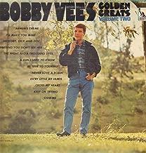 Bobby Vee's Golden Greats Volume Two