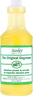STANLEY HOME PRODUCTS Original Degreaser - Removes Stubborn Grease & Grime - Powerful Multipurpose Cleaning Solution for Home & Commercial Use (1 Pack)