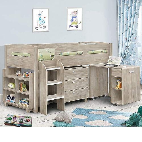 wholesale dealer 069a3 72696 Double Cabin Bed: Amazon.co.uk