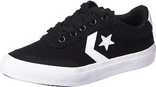 Converse Unisex Kids' Lifestyle Courtlandt Ox Low-Top Sneakers