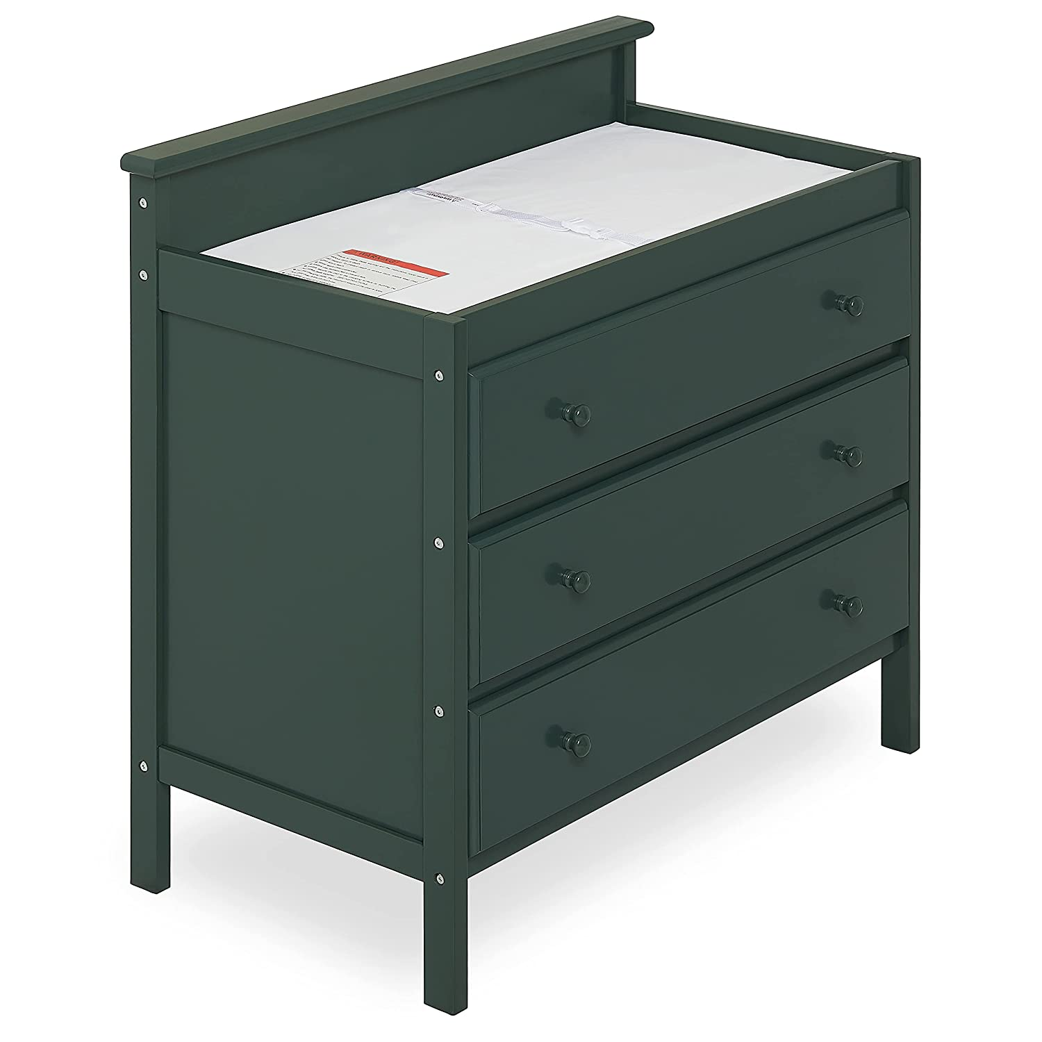 Dream On Me Mason Modern Changing Table with Free Changing Pad