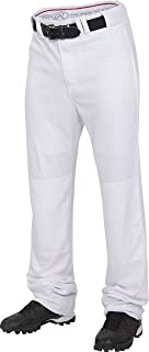 Rawlings Men's Straight Fit Pants Unhemmed