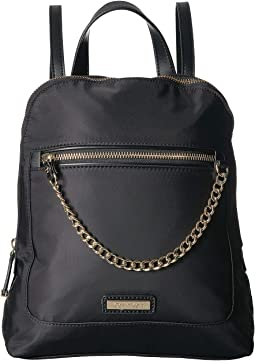 Nylon Chain Backpack