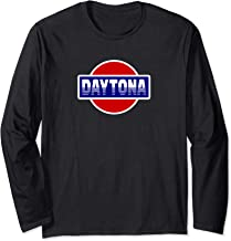 DAYTONA - vintage JAPAN CAR RACE - for JDM old school racers Long Sleeve T-Shirt