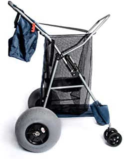 Custom Big Wheel Beach Cart, 12