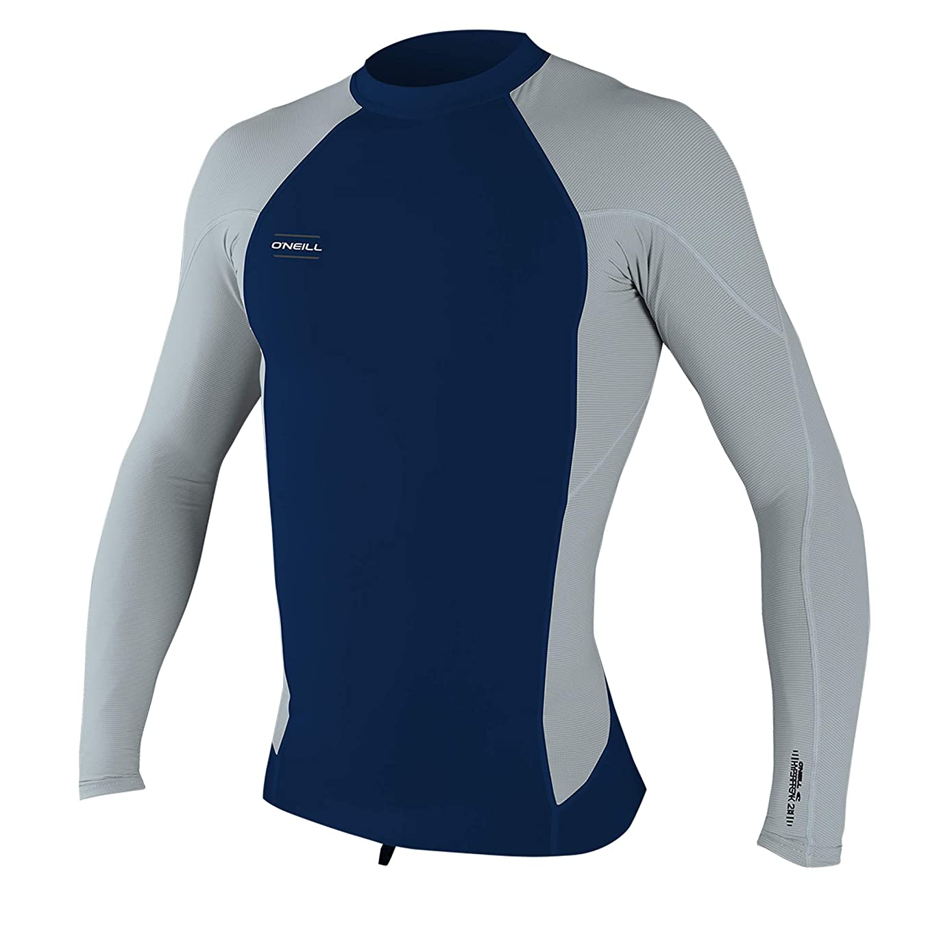 O'Neill Men's Hyperfreak 0.5mm/6 oz Neoprene/Skins Long Sleeve Top