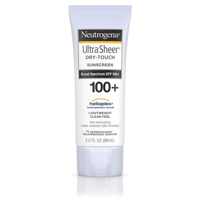 方法休眠ベーコンNeutrogena Ultra Sheer SPF#100 Dry-Touch Lotion 90 ml