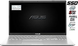 """ASUS Vivobook Ordenador Portátil De 15.6"""" HD intel dual core,RAM de 4 GB,HDD de 500 GB, Intle HD Graphics, Windows 10 Prof..."""