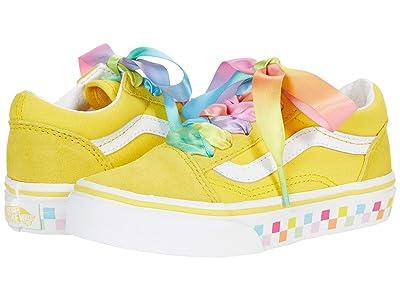 Vans Kids Old Skool (Little Kid) ( Girls Shoes