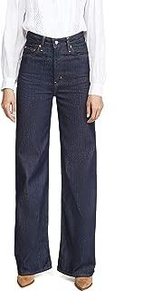 Levi's Women's Ribcage Wide Leg Jeans