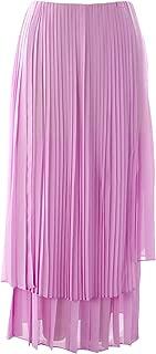 Marina Rinaldi Women's Canto Layered Pleated Maxi Skirt