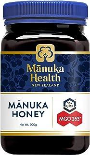 マヌカヘルス マヌカハニー MGO263+ / UMF10+ 500g [ 正規品 ニュージーランド産 ]