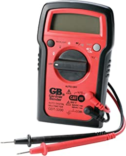 gardner bender auto digital multimeter gdt 3200
