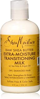 Shea Moisture Raw Shea Butter Extra-Moisture Transitioning Milk - Dry-Damage Hair