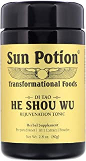 Sun Potion He Shou Wu, 2.8 OZ