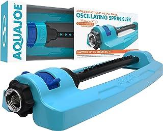 Aqua Joe SJI-OMS16 Indestructible Metal Base Oscillating...