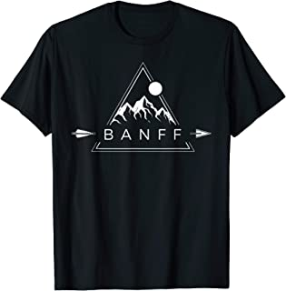 banff t shirt