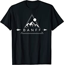 Banff T-Shirt | Banff Canadian National Park Mountain Shirt