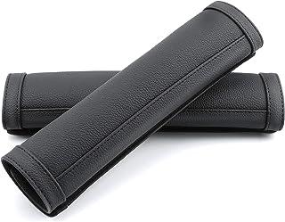 per Dodge Challenger Seat Belt Padding Interni Accessori HUAQIEMI 2Pcs Auto Sicurezza Cintura Imbottitura Styling Decorazione Rimovibile Protezione Cinturino Comodo Collo Spalline Supporto