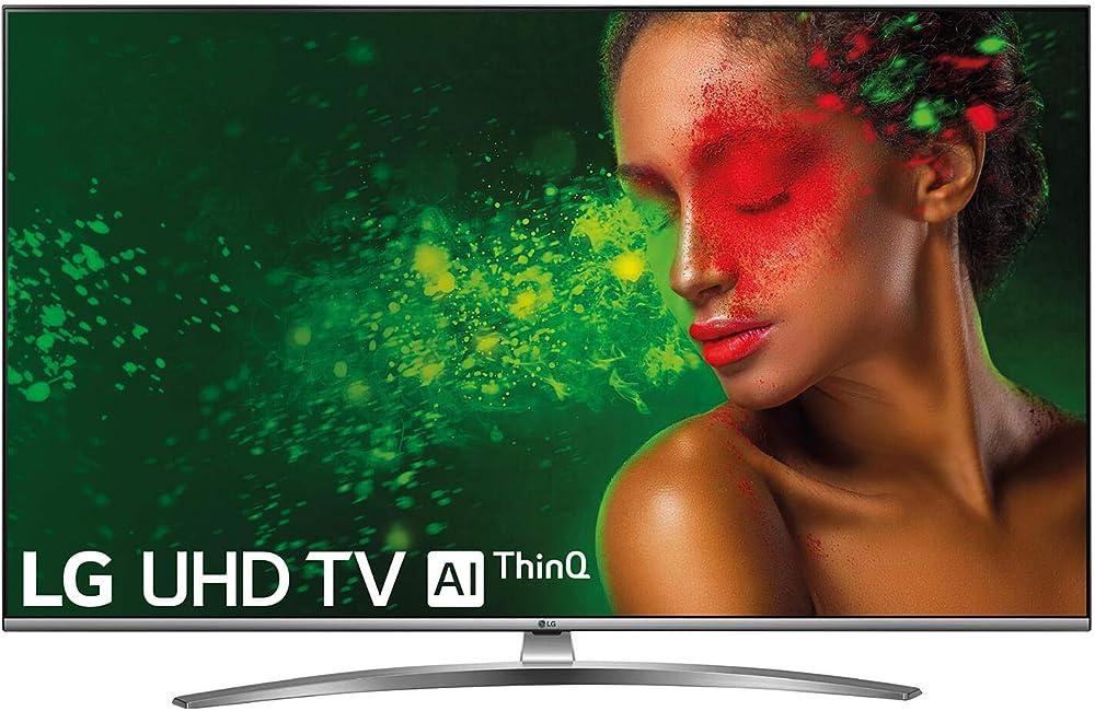 Lg  65 pollici smart tv ultra hd 65UM7610PLB.AEU