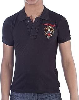 Big Boys' Girls' Kids Animal Graphics Classic Polo Shirt Top