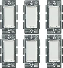 Jasco 45609 Z-Wave Wireless Lighting Control On/Off Switch (6-Pack)