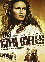 Los Cien Rifles [DVD]
