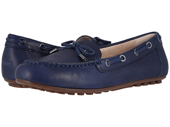 VIONIC  Virginia Leather (Twilight) Womens Shoes