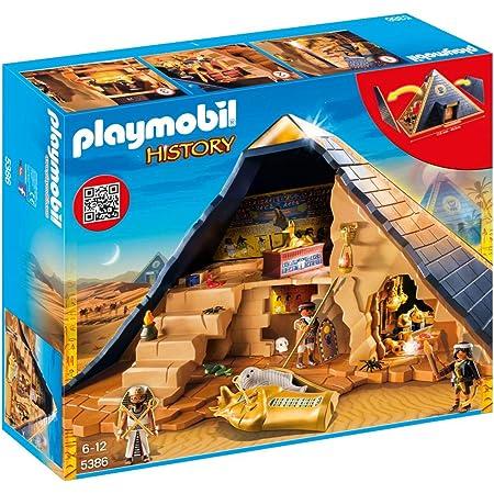 Playmobil History 5386 - Grande Piramide del Faraone, dai 4 anni