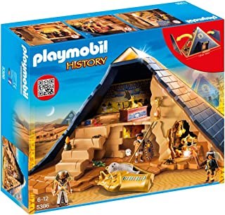 comprar comparacion Playmobil Pirámide del Faraón 5386