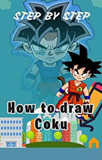 Draw Dragonball Z Characters step by step