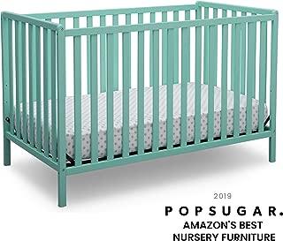 teak crib