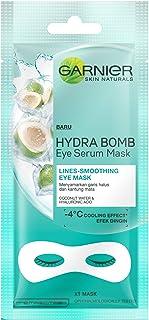 Garnier Hydra Bomb Eye Serum Mask, Coconut Water, 6 g