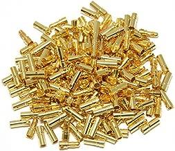 Xiangtat 50pairs/lot 3.5mm Gold Bullet Banana Connector Plug ESC Battery Motor Align Trex 450 250