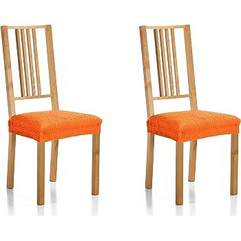 estirar las tiras para tapizaar la sillas comedor