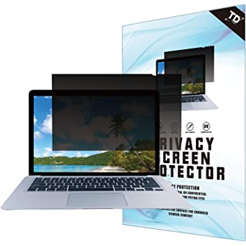 14''W Inch Privacy Screen Filter for Widescreen Laptop - Anti-Glare, Blocks 96% UV,Anti-Scratch with 16:9 Aspect Ratio
